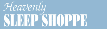 Heavenly Sleep Shoppe Logo